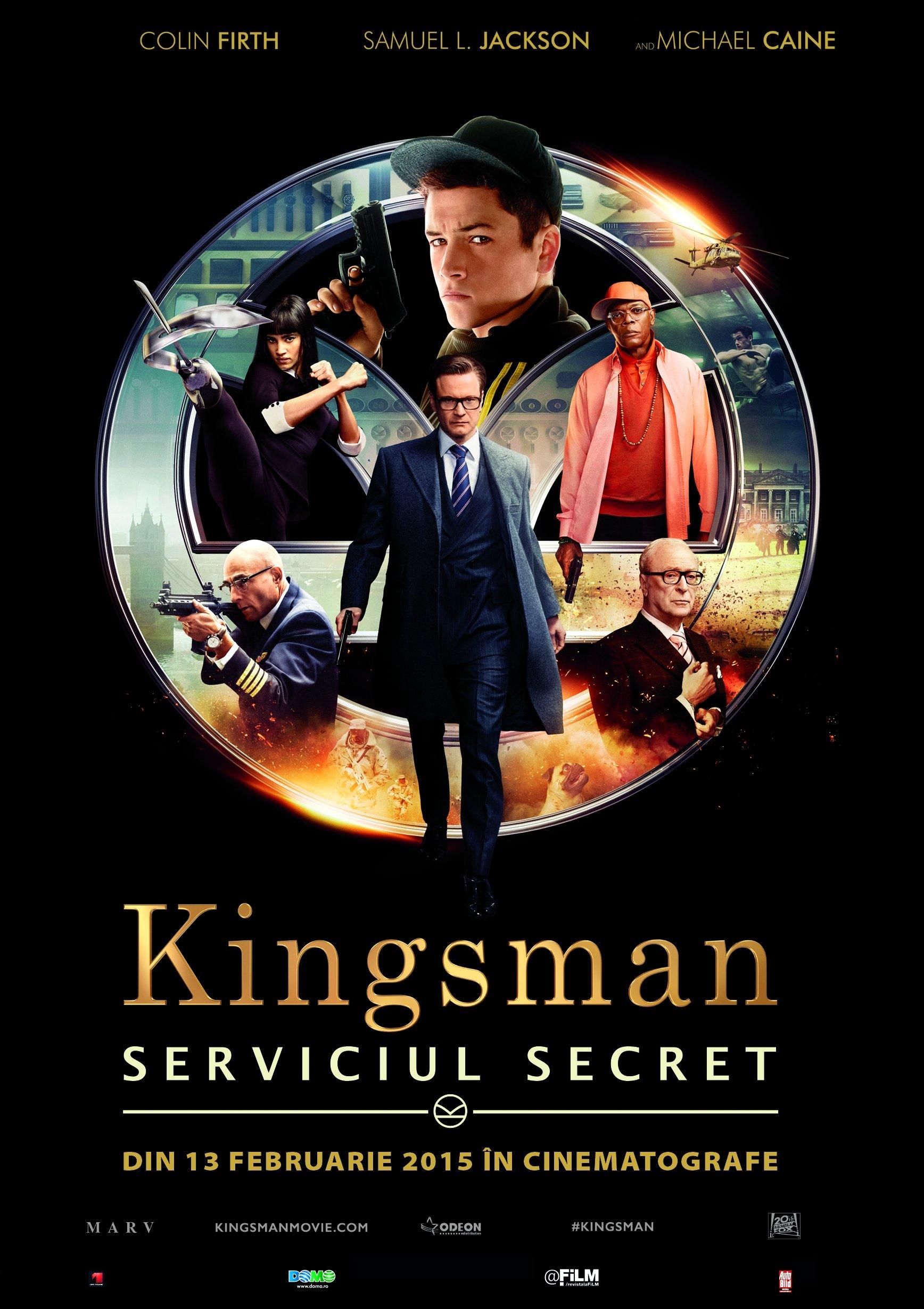 Kingsman Serviciul Secret
