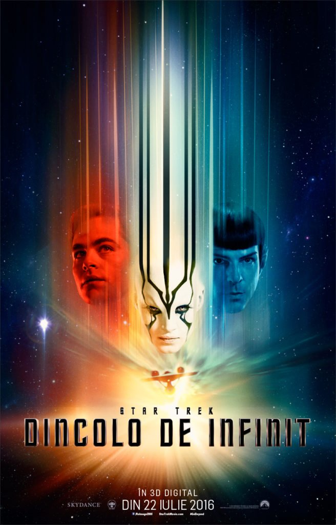 Star Trek Dincolo de infinit