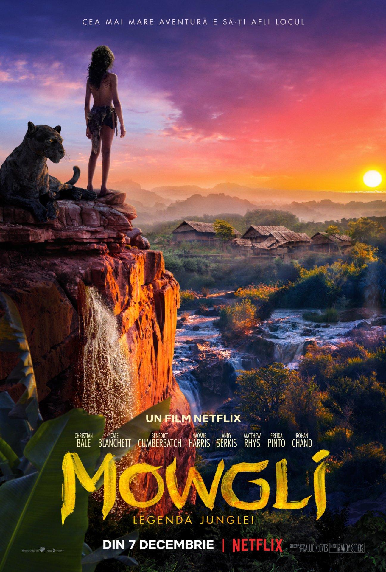 Mowgli Legenda Junglei