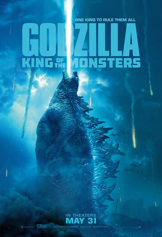 Godzilla REgele Monstrilor